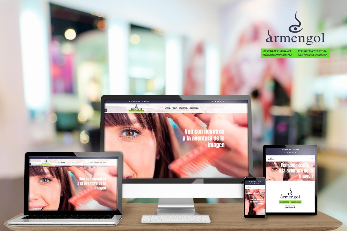 Nueva web Centro Armengol