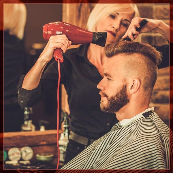 Curso avanzado de adaptación a la peluquería masculina, barbas y bigotes